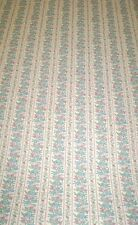 Vintage Multi-Color Small Print Floral Stripe on Light Beige by Fine Decor 17007