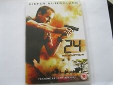 24 - REDEMPTION - FEATURE LENGTH SPECIAL  {DVD}