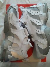 Nike Youth Air Max Dt Deion Sanders 96 Gs Boys White Gray 616502 100 Size 7
