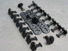20 X FLOOR MATS MAT CPLIPS HOLDER FOR BMW 3 Series E36 E46,5er E34 E39 7er X3 X5