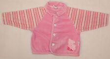Gestreifte Baby-Jacken,-Mäntel & -Schneeanzüge für Mädchen mit Baumwollmischung