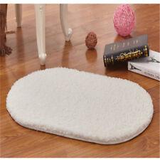 Home Sofa Carpet Sheepskin Rug Faux Fur Fake Wool Plain Soft Mat Hairy Washable