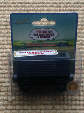 TROUBLESOME TRUCK 1994 Thomas Tank Wooden Engine NIB Fast Priority Shipping!