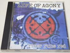 LIFE OF AGONY <  River Runs Red  > VG (CD)