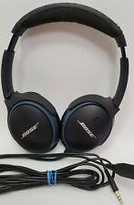 Bose AE2 Headband Headphones Bluetooth Black Blue USB