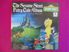 Sesame Street Lp - The Fairy Tale / Fairytale Album