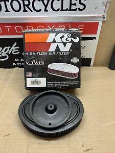 K&N E-3972 Replacement Air Filter RK Series Harley High Flow Air Cleaner