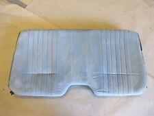 89-92 Firebird Trans Am Rear Upper Seat Back 1 Piece Gray Cloth 0312-22