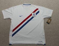 Nike Netherlands Holland Dutch National Team Soccer Jersey White -XXL NWT