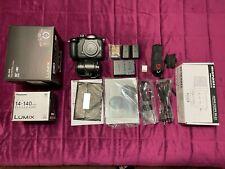 Panasonic Lumix DC-GH5 Mirrorless Camera + 14-140 mm G Vario Lens + Accessories