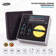 For Skoda 9H Car Ceramic Coating Paint Protection Kit - Color N Drive Deep Gloss