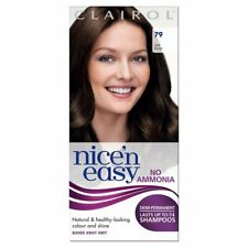 Clairol Nice'n Easy Semi-Permanent Hair Dye No Ammonia 79 Dark Brown