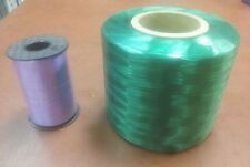 New Emerald Curling Ribbon Miles Of 3/16 Ribbon 3lbs + of Ribbon Giant roll