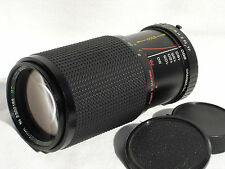 CPC PHASE 2 CCT 75-200mm F 4.5 lens for MINOLTA MD mount cameras MACRO