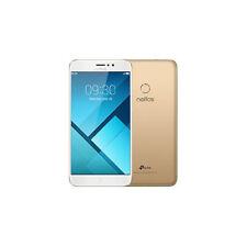 Teléfonos móviles libres Android oro Sunrise