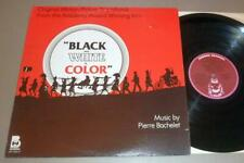 Black and White in Color Film Soundtrack LP Pierre Bachelet - Buddah BDS5698