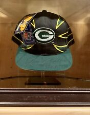 Ray Nitschke Signed Official Green Bay Packers NFL Football Hat Baseball Cap BAS
