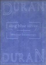 DURAN DURAN SING BLUE SILVER + 1984 TOUR DOCUMENTARY NEW SEALED BLUE VELVET DVD