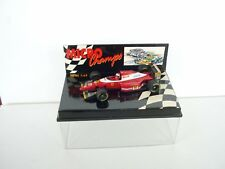 1:64 Microchamps Michael Shumacher Collection Fiat  F1 No 27 M box