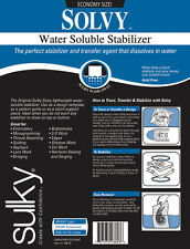 "Solvy Water-Soluble Stabilizer-19.5""X3yd"