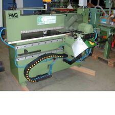 13818 Hirsch FWG Linear Profiliermaschine Typ FWG-LQP 180