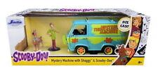 The Mystery Machine Van with Scooby Doo and Shaggy Figures 1:24 (Jada 31720)