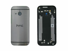 Genuine HTC One Mini 2 M 8 2014 Grey Laser Etching Rear Battery Cover 83 H 40