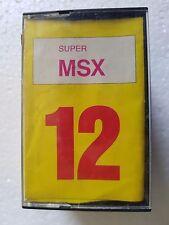 Msx SUPER msx n.12