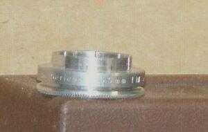 Kodak Series V 25.5 mm- 1 inch Slip-On Adapter with a Retaining Ring