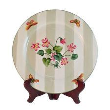 Floral Dinnerware Plates
