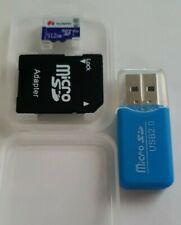 2021 Huawei 512MB Micro SD XC Card