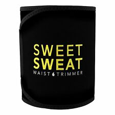 Sweet Sweat Waist Trimmer Size Medium for Men & Women Free Sample of Sweet Sweat