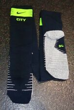 Player Issue Nike Manchester City Vapor Match Socks - L - Navy