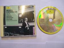 FURTWÄNGLER/STRAUSS: Sinfonia Domestica/Don Juan - 1989 EU CD REMASTERED BARGAIN