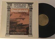SHOSTAKOVICH~SYMPHONY No.9~NEW YORK CONCERT ORCH~PEERLESS CLASSICS~VG/NM