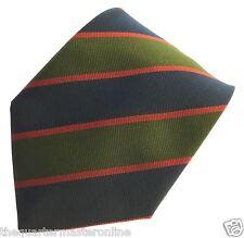 Queens Royal West Surrey Regiment Tie