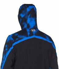 Under Armour Run True Printed Men's Running Hoodie - XL-RRP £75