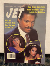 1985 March 11 JET Magazine BILLY DEE WILLIAMS, OLA RAY, RAE DAWN CHONG (A82)