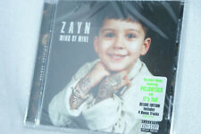 ZAYN **   MIND OF MINE * DELUXE EDITION CD ALBUM  * NEW & SEALED * ONE DIRECTION