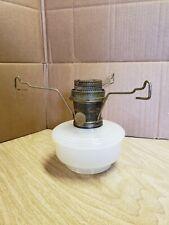 New ListingAladdin Model B White Moonstone glass Oil Font shelf /wall bracket lamp