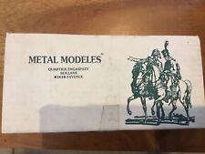 METAL MODELES CUIRASSIER DU 7ème RÉGIMENT 1805 - 54mm