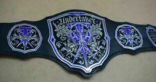 UNDERTAKER WRESTLING Championship belt Adult size