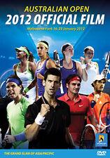 DVD:THE AUSTRALIAN OPEN TENNIS CHAMPIONSHIPS 2012 - OFFICIA - NEW Region 2 UK