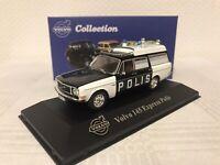 Atlas 1:43 Volvo 145 Express Polis Polizei Modellauto  Geschenk Weihnachten