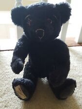 Dean's Rag Book Co. Ltd Black Teddy Bear Only One Currently Online!