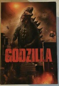 """Godzilla 12"""" HTT Action Godzilla - NEW"""