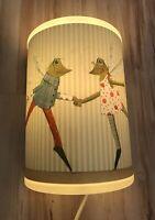 IKEA Wandleuchte TASSA NATT Lampe FABLER FRÖSCHE Kinderzimmer Kinder