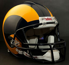 ISAAC BRUCE Edition LOS ANGELES RAMS Riddell AUTHENTIC Football Helmet NFL