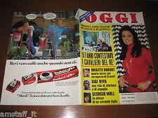 OGGI 1970/46=LISA GASTONI=PRIVERNO=SULMONA=FEDERICO FELLINI CLOWNS=ZANGRANDI=