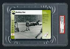PSA 10  BOBBY ORR Grolier Hockey Card #63-10 Beautiful Gem Mint Card
